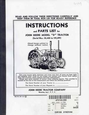 1985 john deere 850 manual