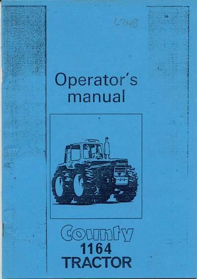 fordson 6000 3 cyl workshop manual pdf