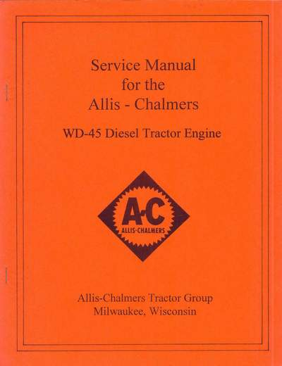 Plough Book Sales: Allis Chalmers