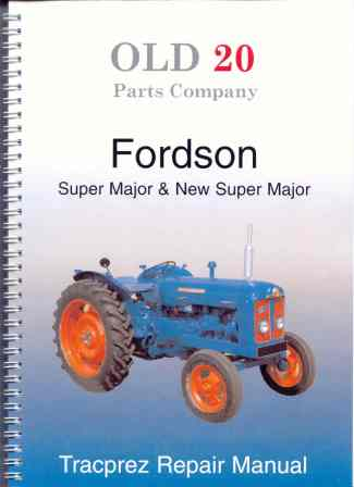 plough book sales fordson rh ploughbooksales com au Britain's Fordson Major Tractor 128F 1964 Fordson Super Major Tractor