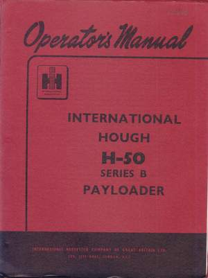 Plough Book Sales: IHC