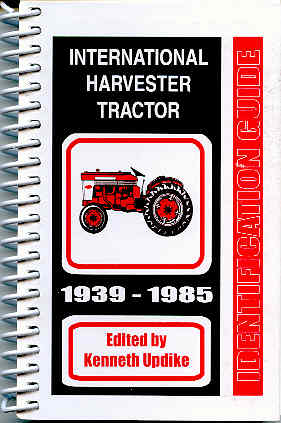 "International Harvester IHC Farmall Tractor Decal 3.5/"" x 3.5/"""