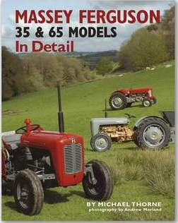 Industrial Rare Ferguson Tractor Carurettor Engine Reference Book Manual